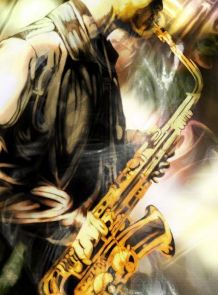 Roel's World Blog » Jazz Artworks